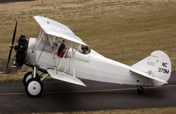 1929 Travel Air 4000-NC379M