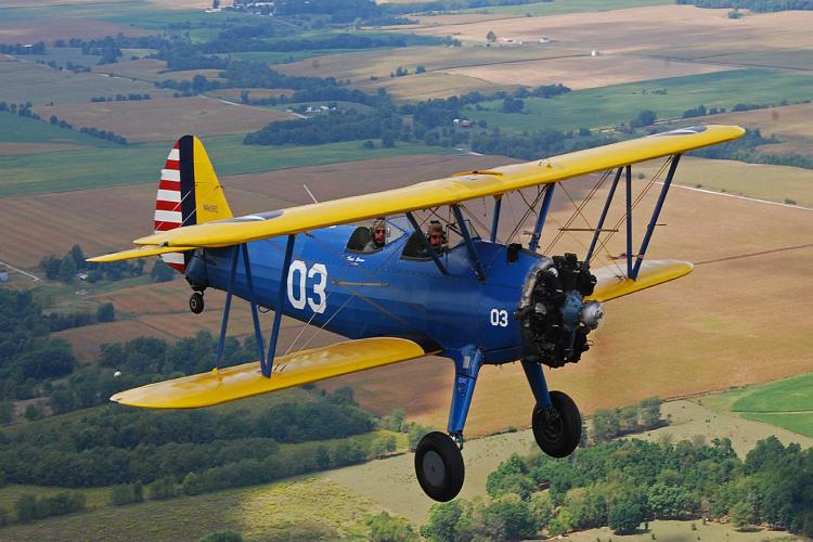 1929 Waco ATO – NC8565