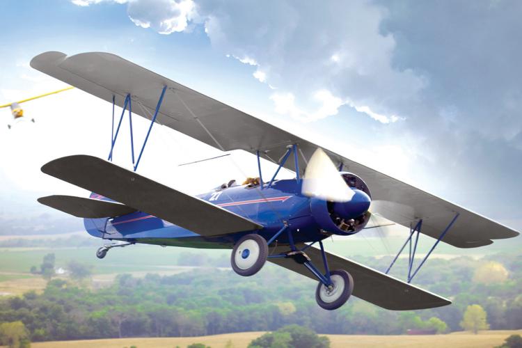 1935 Fairchild 22 – NC14768