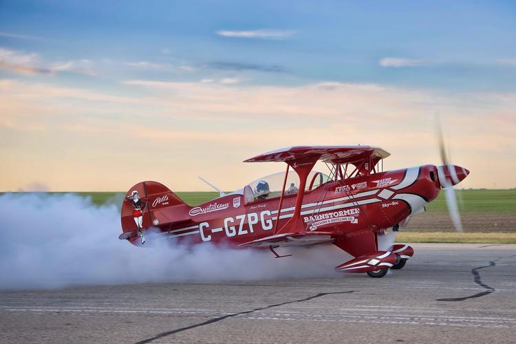 The History Of Barnstormers