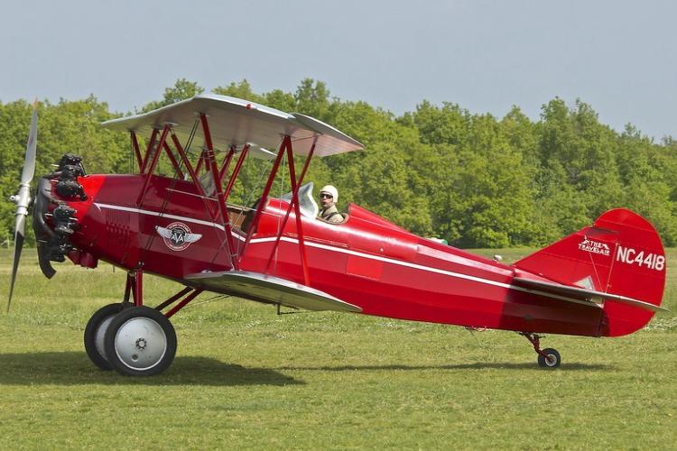 1929 Travel Air 4000 – N455N - American Barnstormers Tour