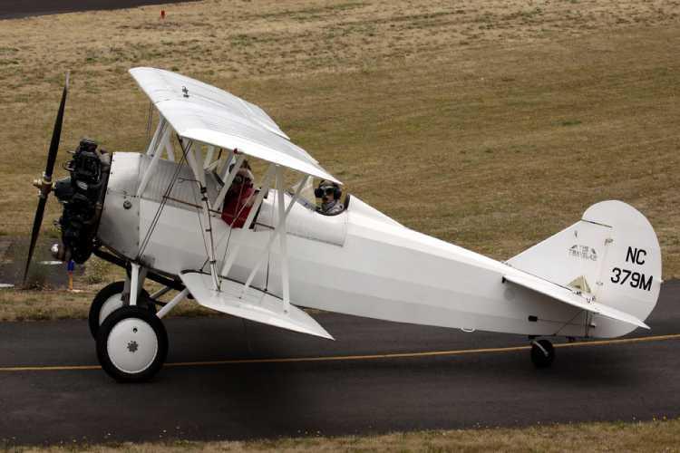 1929 Travel Air 4000-NC379M - American Barnstormers Tour