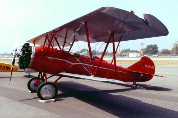 1929 Travel Air 4000 - American Barnstormers Tour