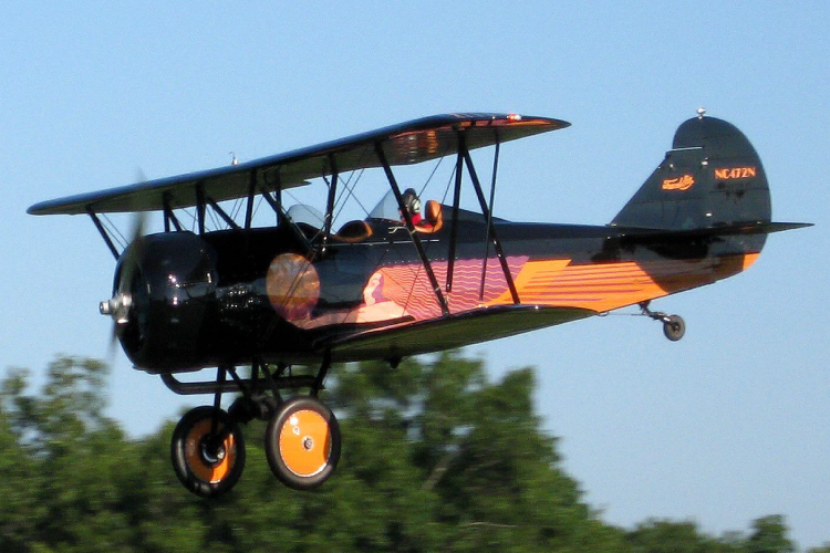 Biplane Rides Archives - American Barnstormers Tour