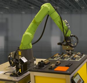 Cobots Are Ideal Even For Harsh Environments